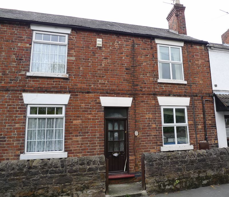 68 Laceyfields Road, Heanor, Derbyshire, DE75 7HJ