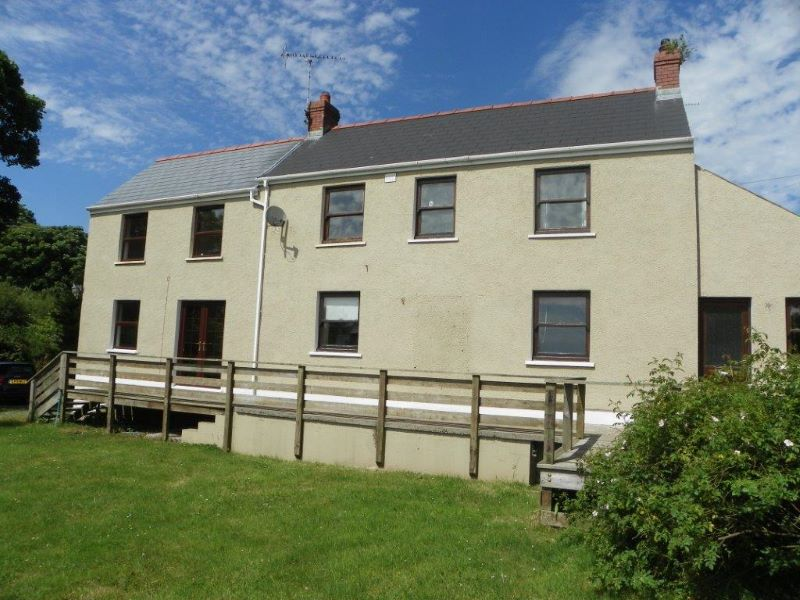 Ashleigh House, Little Newcastle, Haverfordwest, Pembrokeshire, SA62 5TD