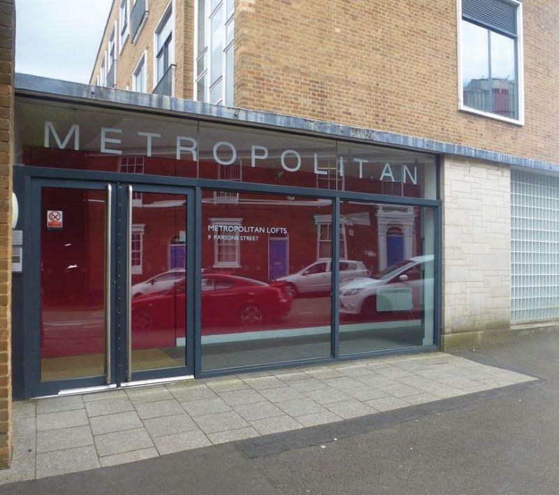 Flat P5 Metropolitan Lofts, Parsons Street, Dudley, West Midlands, DY11JE