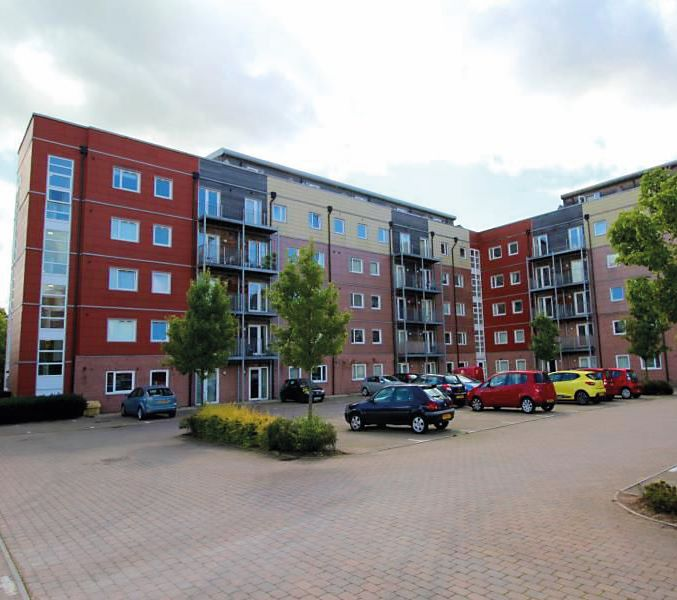 Apartment 7 Wharfside, Heritage Way, Wigan, WN3 4AT