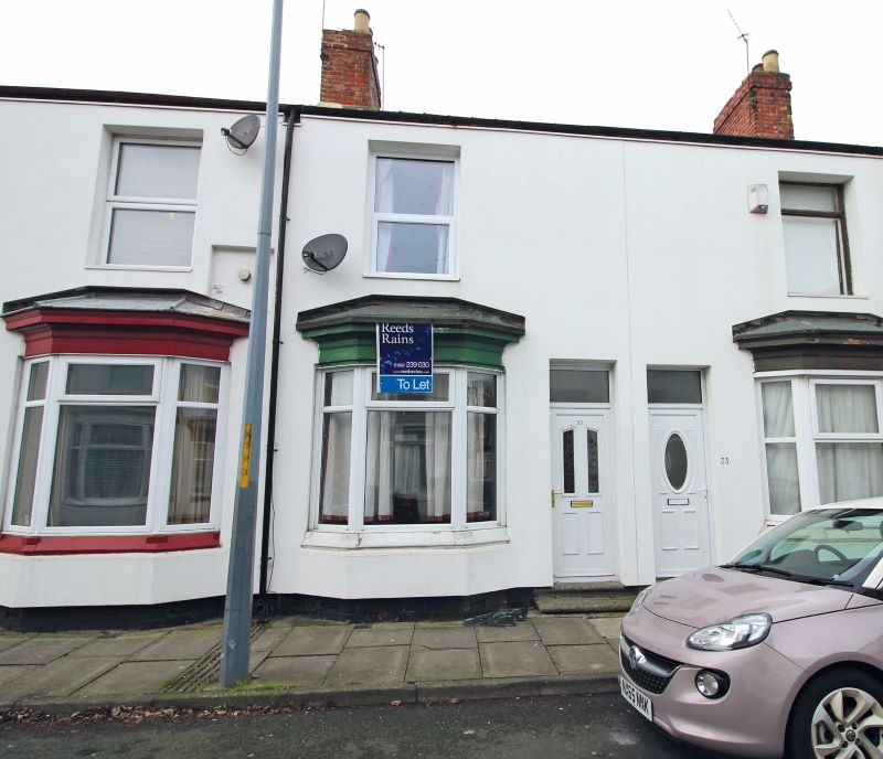 35 Carlow Street, Middlesbrough, TS1 4SE