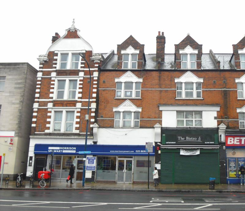 193B Rushey Green, Catford, London, SE6 4BD