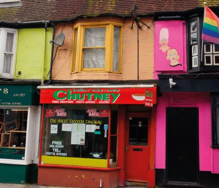 Delhi Spice, 6 George Street, Brighton, East Sussex, BN2 1RH