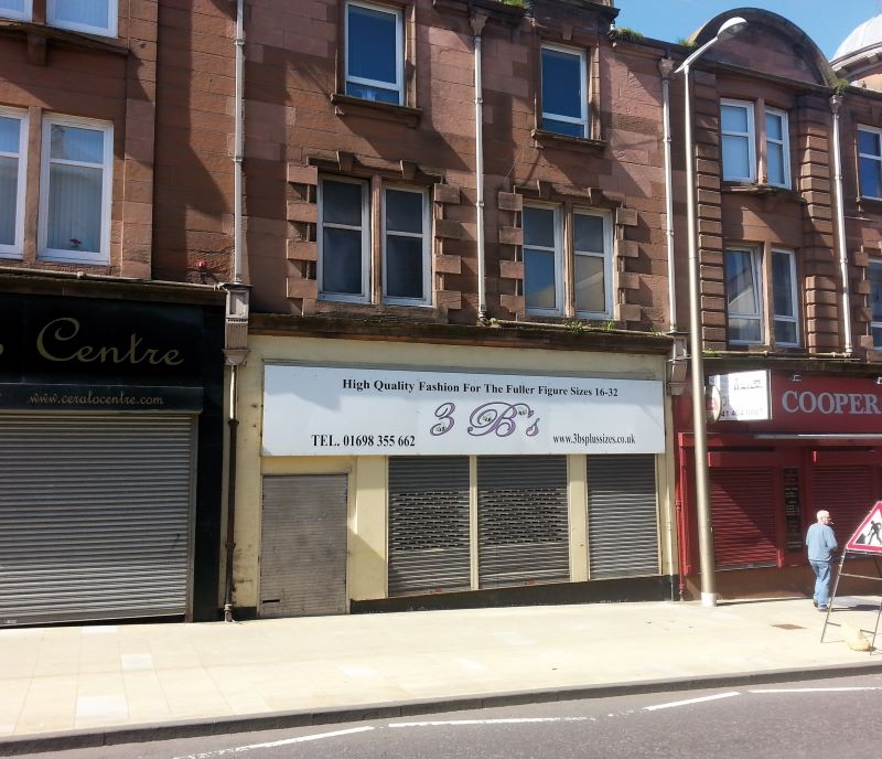 171-173 Main Street, Wishaw, Lanarkshire, ML2 7AU