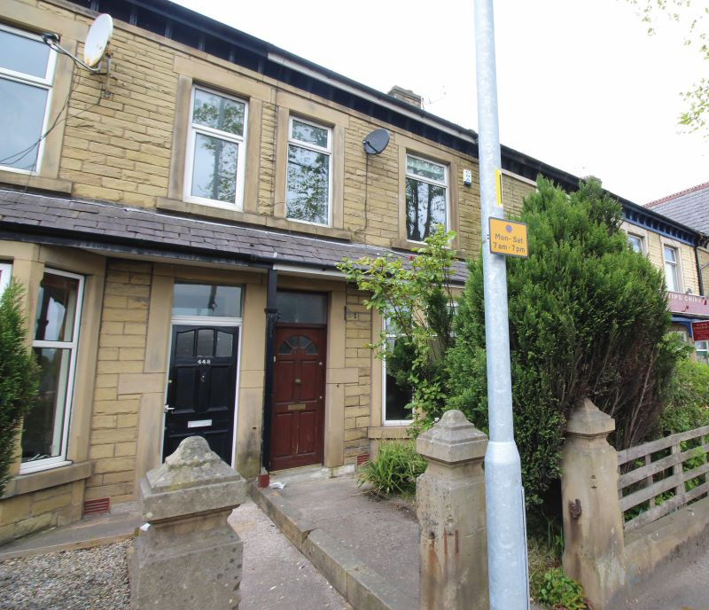 450 Blackburn Road, Darwen, Lancashire, BB3 0AG