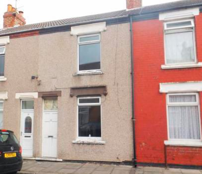 26 Peaton Street, North Ormesby, Middlesbrough, TS3 6JH