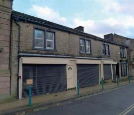 5,7 & 9 Water Street, Todmorden, Lancashire, OL145AB