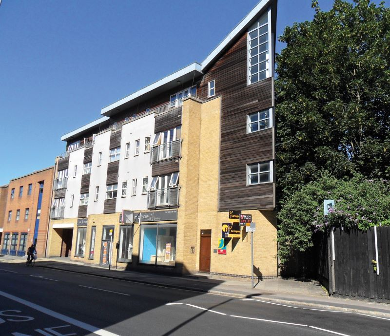 Flat 8, 177 London Road, Kingston upon Thames, Surrey, KT2 6PA