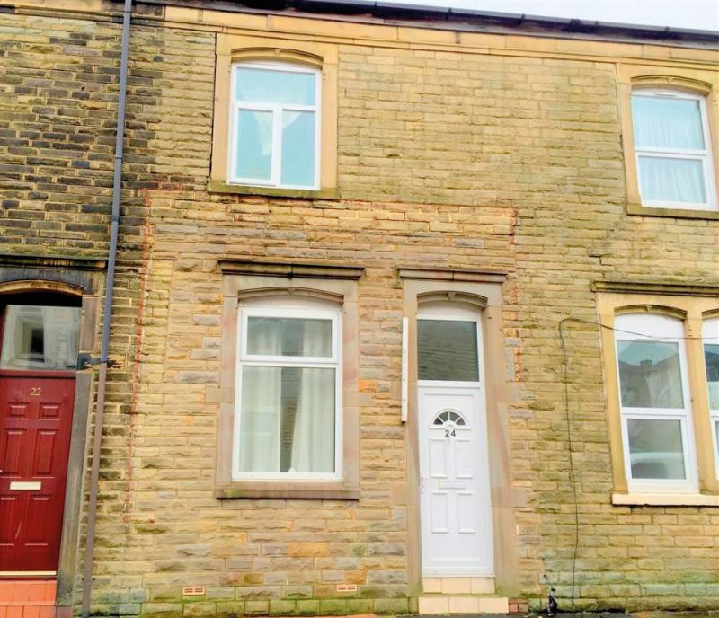 24 Hinton Street, Burnley, Lancashire, BB10 4EB