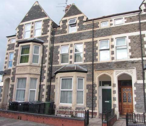8 Lancaster Court, 45/47 Despenser Street, Cardiff, CF116AG