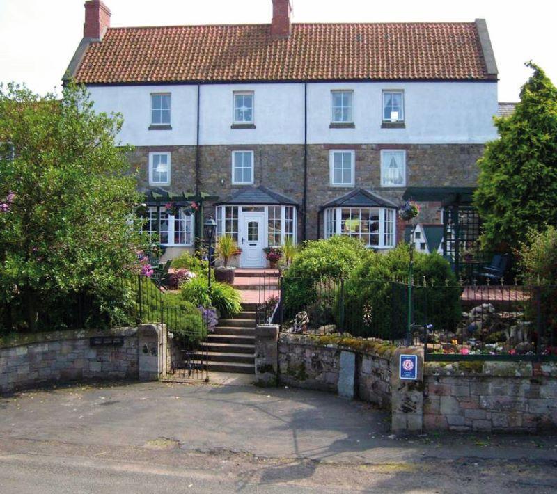 The Manor House, The Village, Fenwick, Berwick-upon-Tweed, TD152PQ