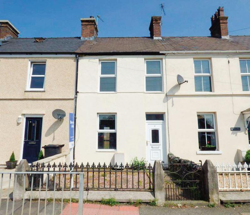 3 Maes Y Don Terrace, Ffordd Caergybi, Llanfairpwllgwyngyll, Anglesey, LL615TX