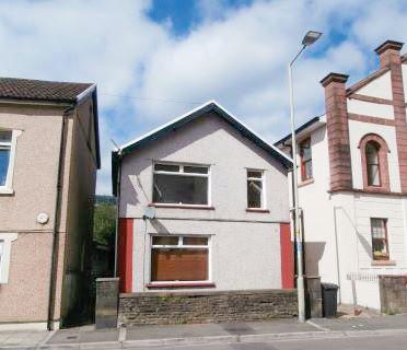 Disgwylfa Chapel House, Station Square, Merthyr Vale, Merthyr Tydfil, CF484RP