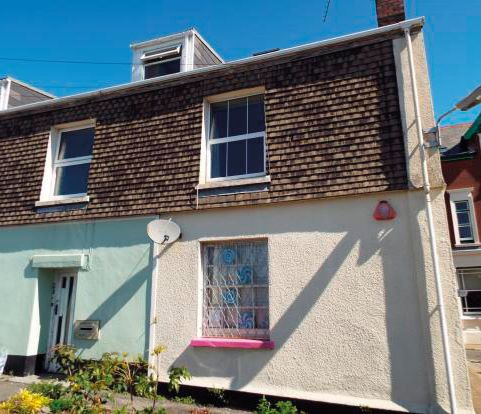 Flat 1 Church House, Alexandra Square, Saltash, Cornwall, PL12 6AN