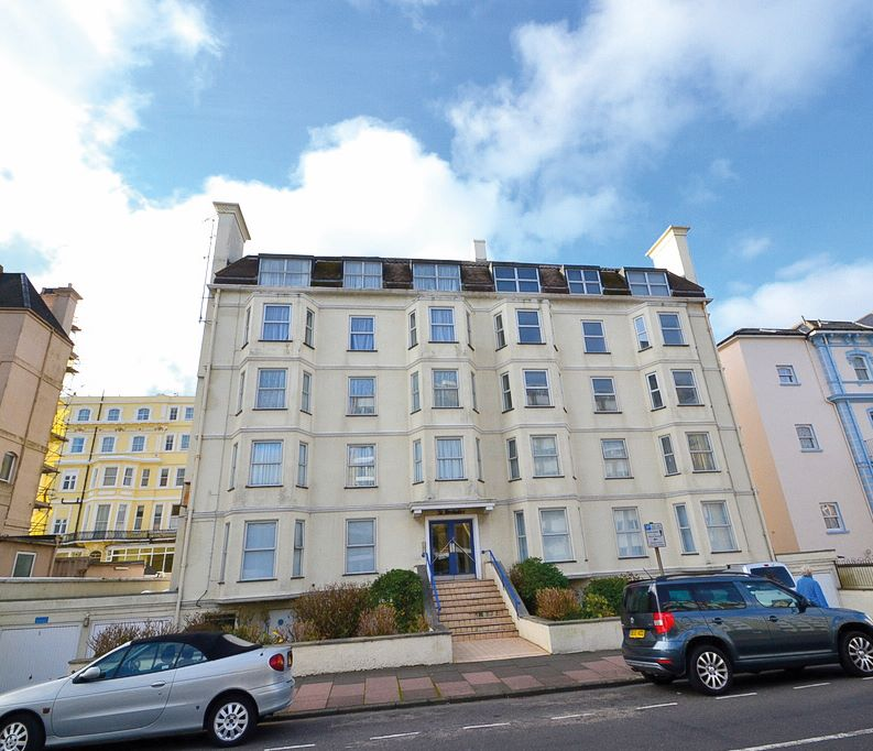 9 St. Brelades, Trinity Place, Eastbourne, East Sussex, BN213BT