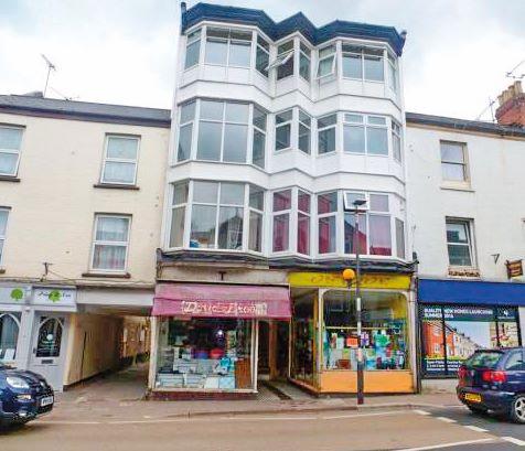 Flat 2, 44 Fore Street, Cullompton, Devon, EX151LF