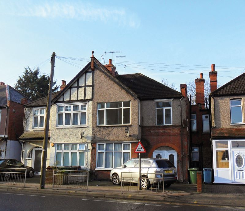 8A Greenhill Way, Harrow, Middlesex, HA11LE