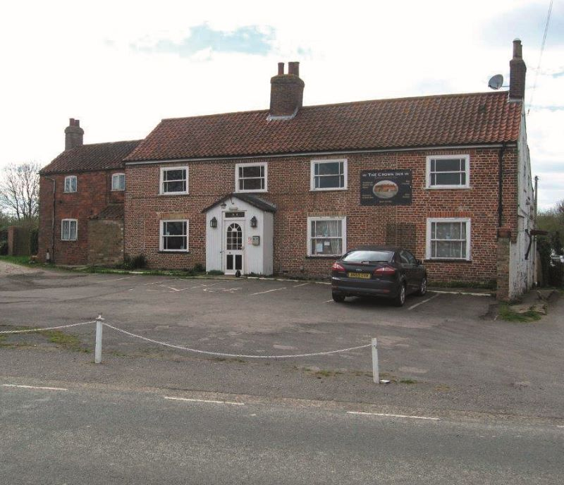The Crown Inn, Beesby Road, Maltby Le Marsh, Alford, LN13 0JJ