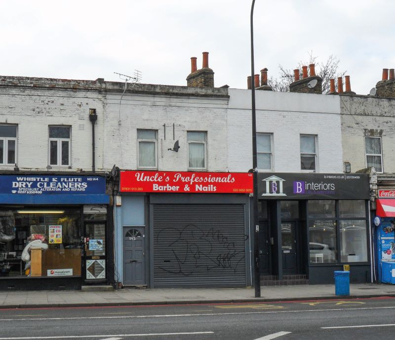 142b New Cross Road, London, SE14 5BA