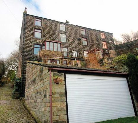 8 Lane Square, Lumbutts Road, Todmorden, Lancashire, OL14 6PH