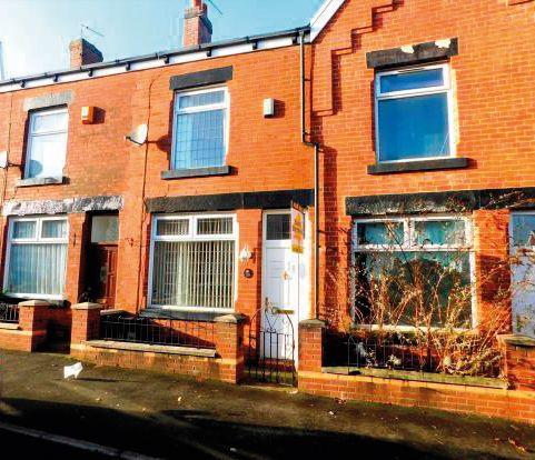 35 Victoria Grove, Bolton, Lancashire, BL14JW