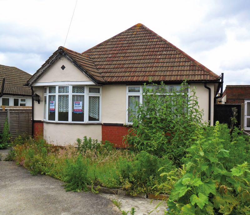Green Tiles, Glenwood Way, Croydon, Surrey, CR07RT