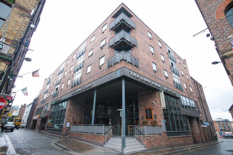 Apartment 14, 5 Concert Street, Liverpool, L14BN