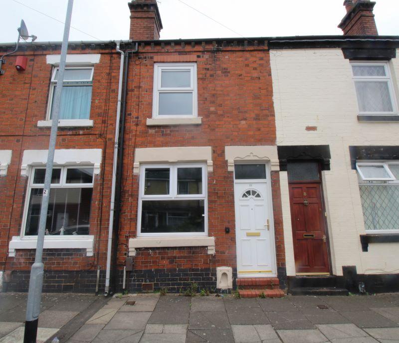 10 Murhall Street, Stoke-on-Trent, Staffordshire, ST64BL