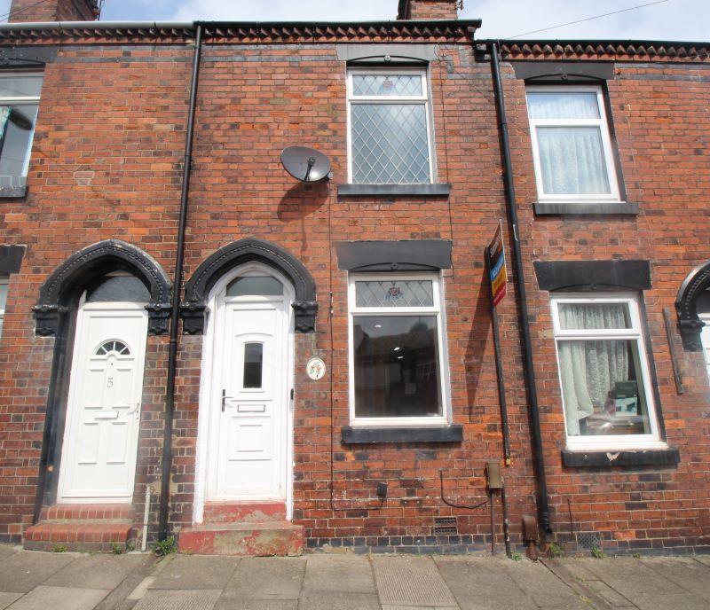 7 Nicholas Street, Stoke-on-Trent, Staffordshire, ST61AA