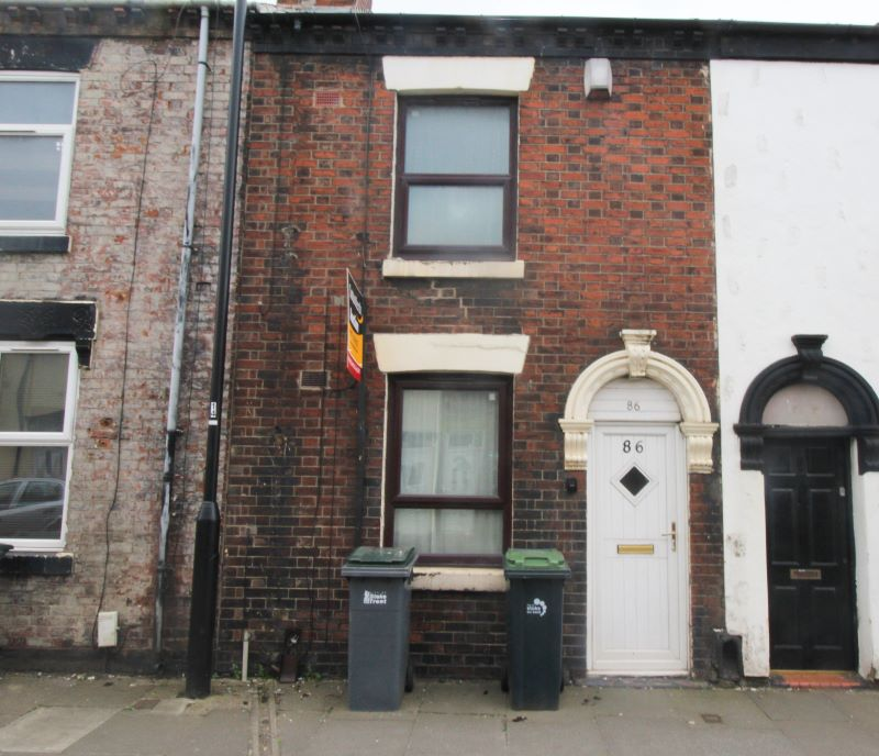 86 North Road, Stoke-on-Trent, Staffordshire, ST6 2DB