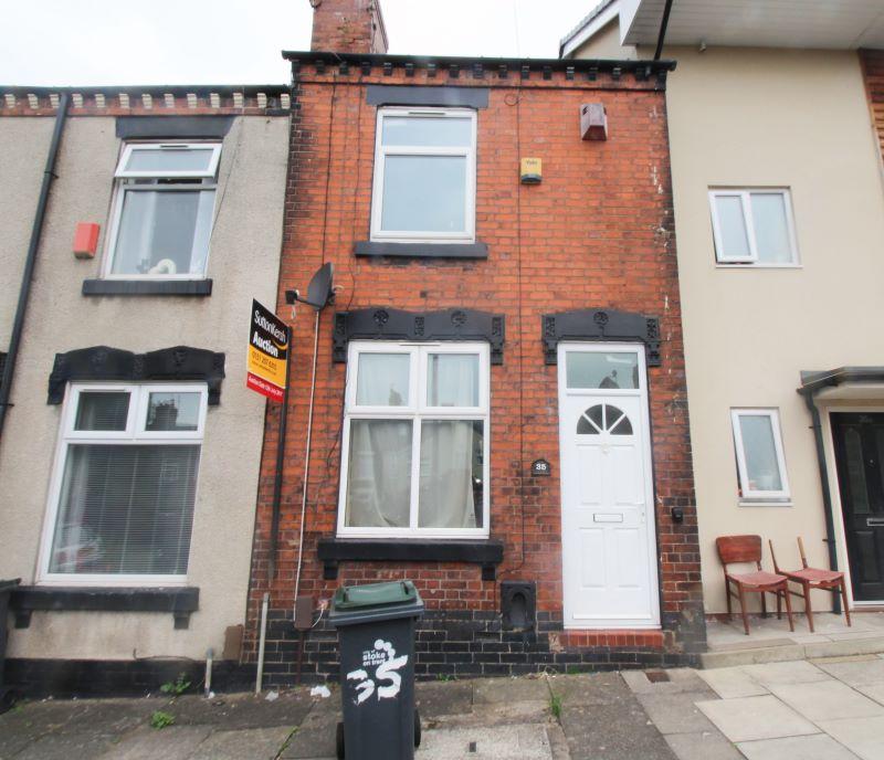 35 St. Pauls Street, Stoke-on-Trent, Staffordshire, ST64BZ
