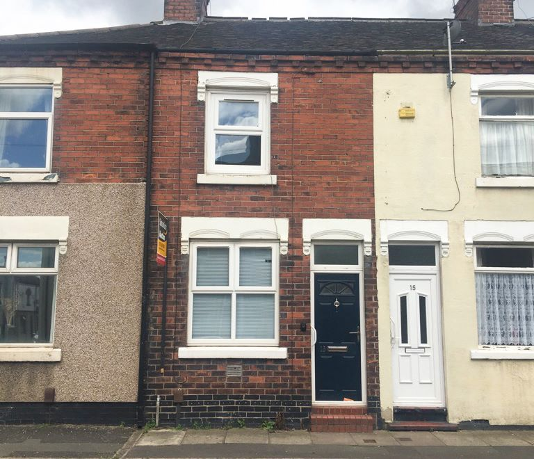 13 Furnival Street, Stoke-on-Trent, Staffordshire, ST6 2PD