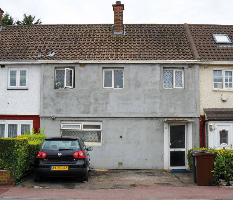 68 Manor Road, Dagenham, Essex, RM108AX