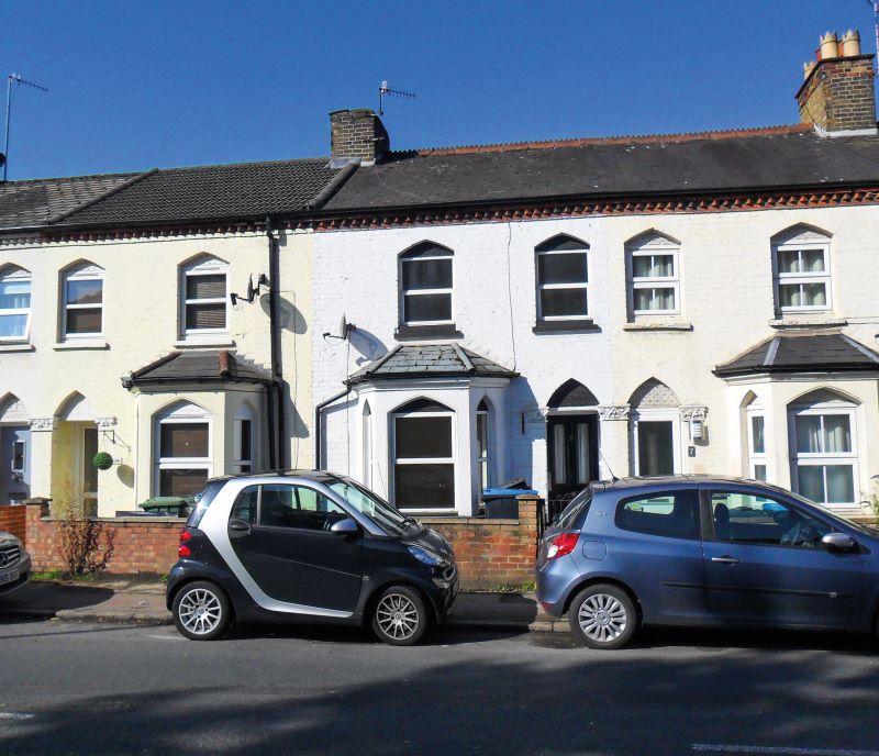 8 Welcomes Terrace, Godstone Road, Whyteleafe, CR30EA