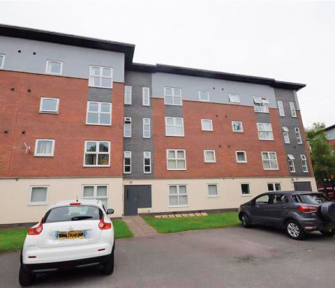 Flat 12 Royal Court, 30 Rock Lane West, Birkenhead, CH42 1NF