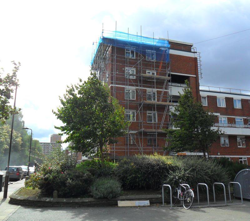 Flat 235 Fellows Court, Weymouth Terrace, London, E28LJ