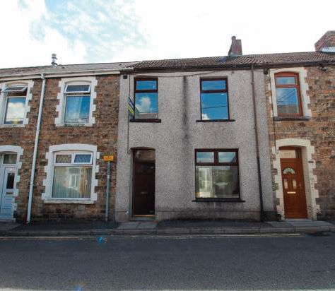 125 Pennant Street, Ebbw Vale, Gwent, NP236PS