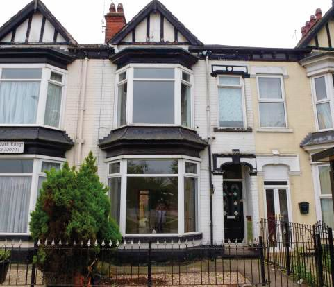 568 Holderness Road, Hull, North Humberside, HU9 3ET
