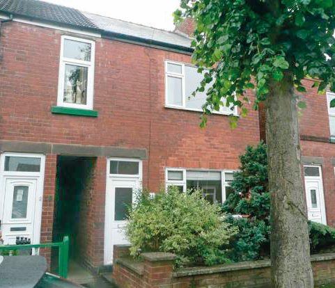 21 Kent Street, Chesterfield, Derbyshire, S410PJ