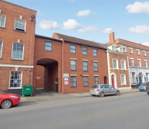 Flat 17, Homeabbey House, High Street, Tewkesbury, Gloucestershire, GL20 5BL