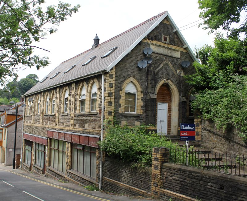Flat 6 Wesleyan Church, High Street, Llanhilleth, Abertillery, Gwent
