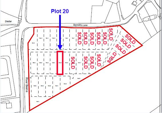 Plot 20 Church Farm Meadow, Rushden, Buntingford, Hertfordshire