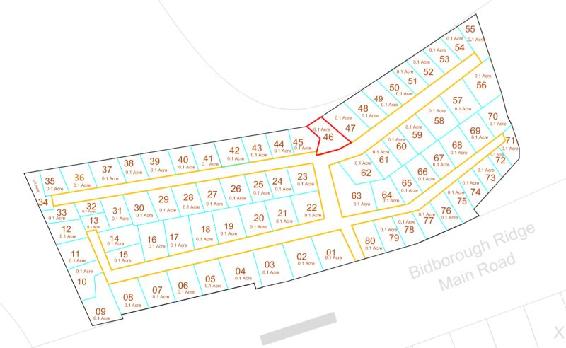 Plot 46 Land at Bidborough Ridge, Bidborough, Tunbridge Wells, Kent