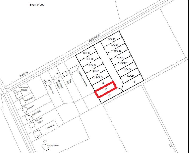 Plot 15, Land Lying to the East of Green Lane, Ockham, Woking, Surrey