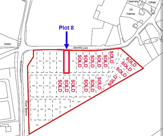 Plot 8 Church Farm Meadow, Rushden, Buntingford, Hertfordshire
