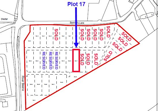 Plot 17 Church Farm Meadow, Rushden, Buntingford, Hertfordshire