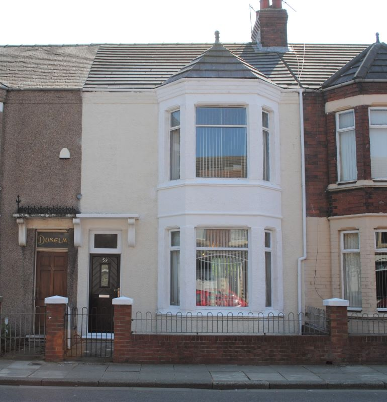 59 Bolckow Road, Grangetown, Middlesbrough, Cleveland