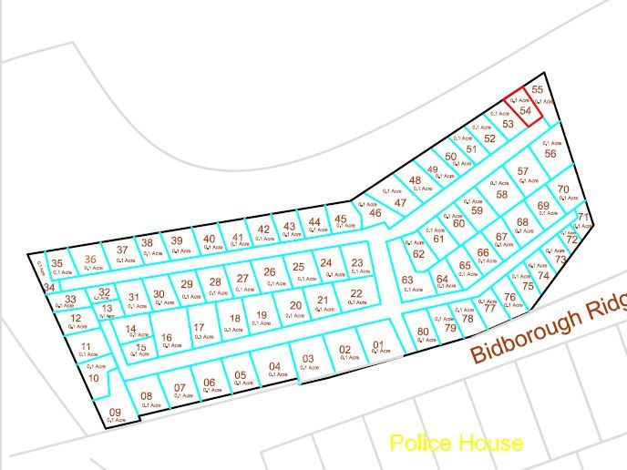 Plot 54 Land at Bidborough Ridge, Bidborough, Tunbridge Wells, Kent