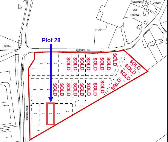Plot 28 Church Farm Meadow, Rushden, Buntingford, Hertfordshire