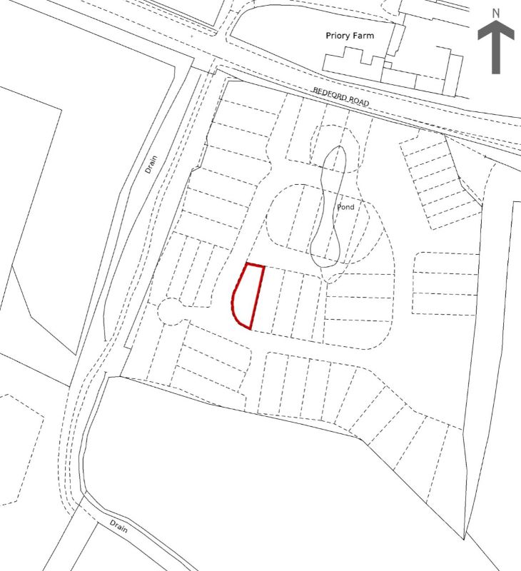 Plot 32 Land at Bedford Road, Turvey, Bedford, Bedfordshire
